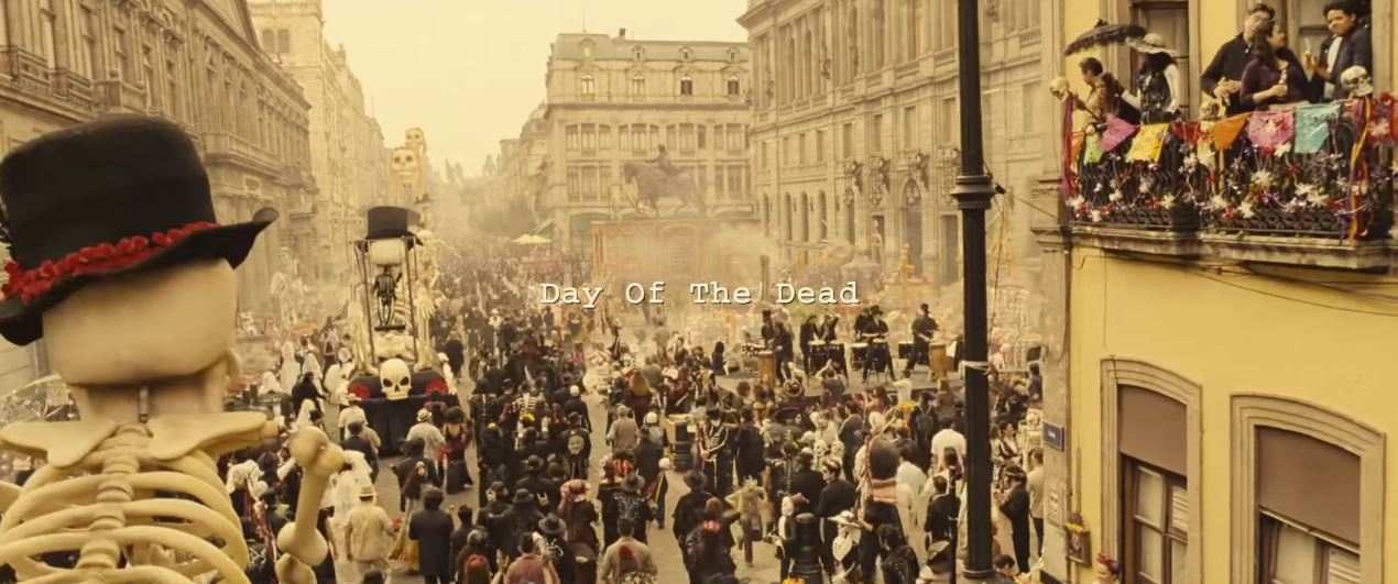 Day of the Dead, Spectre (2015)