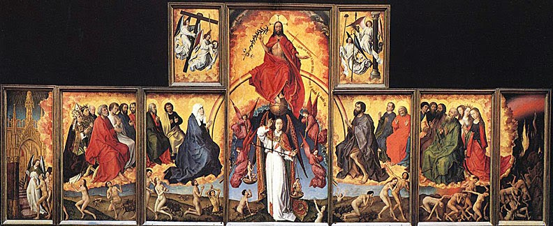 148 The Last Judgment Polyptych 1446_52