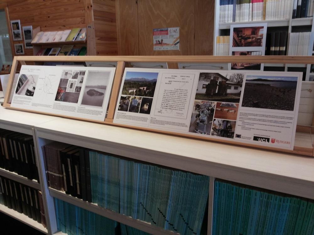 Exhibition, Bibliotheca Leo Falicov