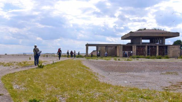 Orford Ness, July 2016