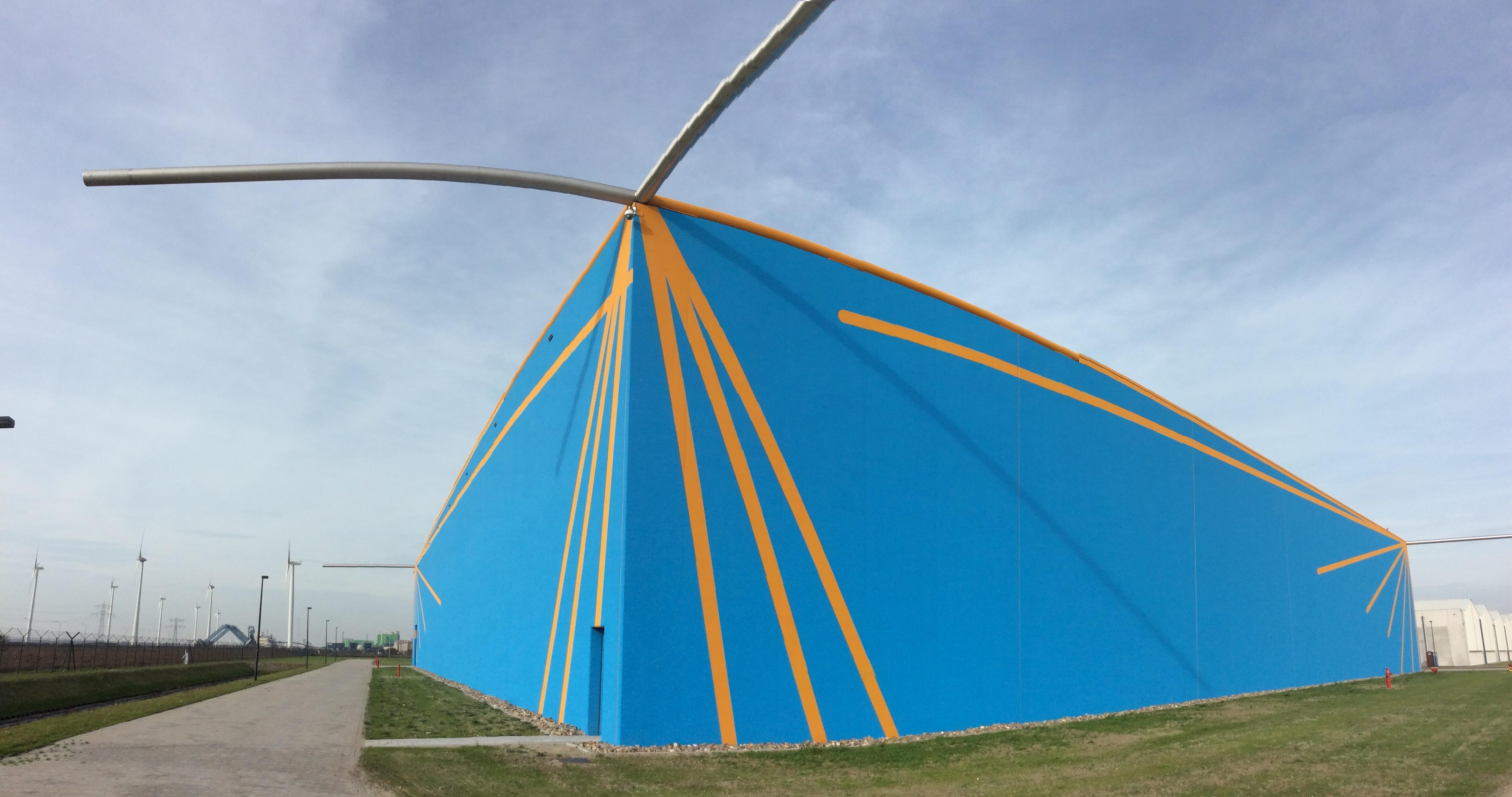 Europe's largest sundial