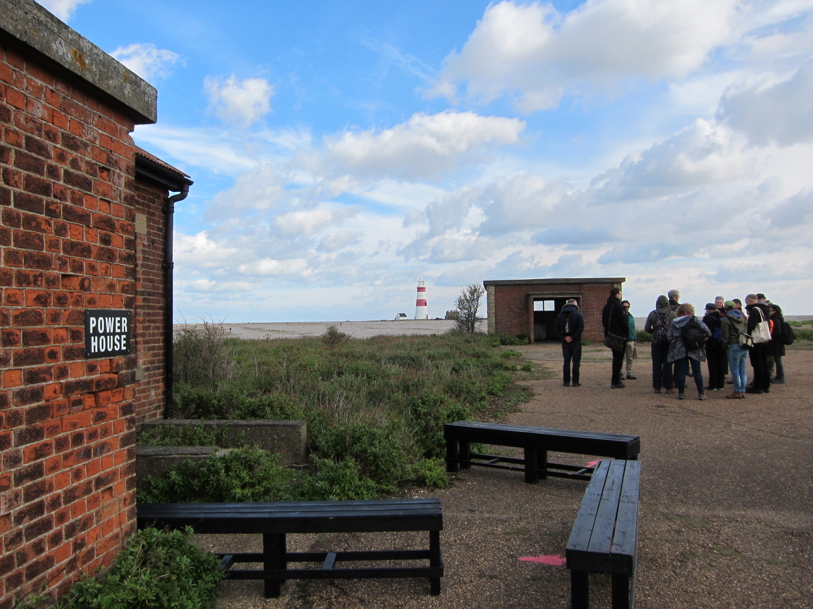 Visiting Orford Ness